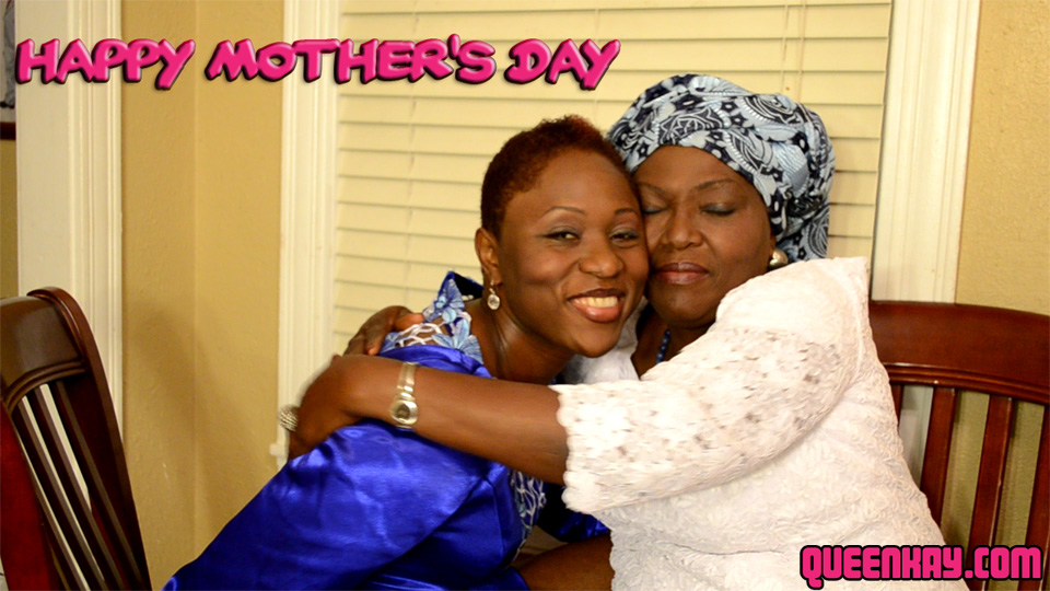 Happy Mother's Day - Queenkay interviews her mom